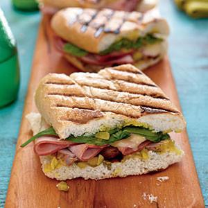 Un sandwich cubain gourmand