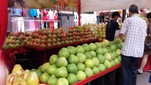 Le pamplemousse, symbole de l'abondance chinois