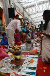 Encens et rituels